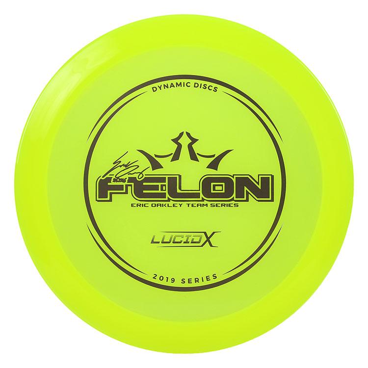 Felon Lucid-X Eric Oakley 2019