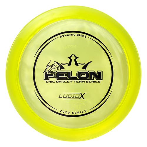 Felon Lucid-X Eric Oakley 2020