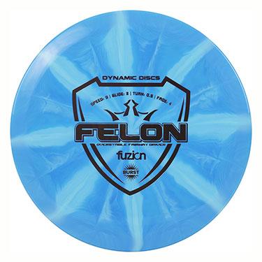 Felon Fuzion Burst
