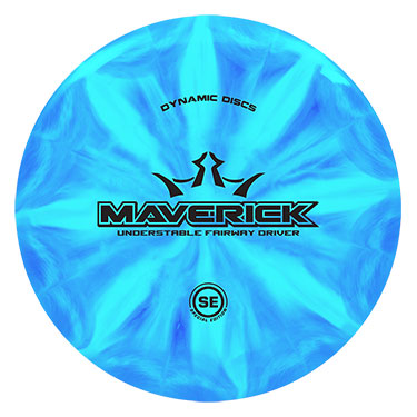 Maverick Fuzion X-Blend Burst Special Edition