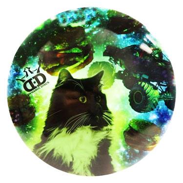 Suspect DyeMax MonsterTruck Kitty