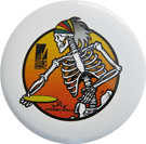 Nikko Disc Golf DyeMax Skeleton
