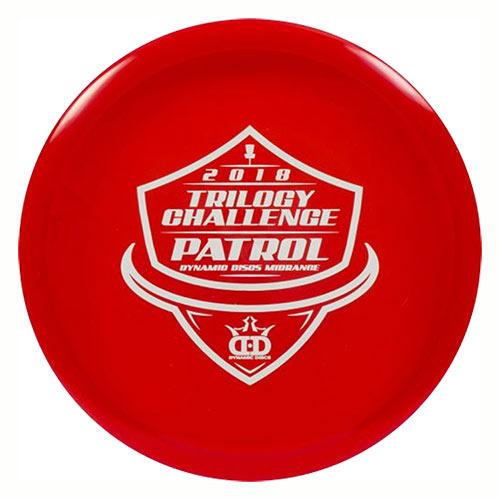 Patrol Lucid (Trilogy Challenge Stamp 2018)