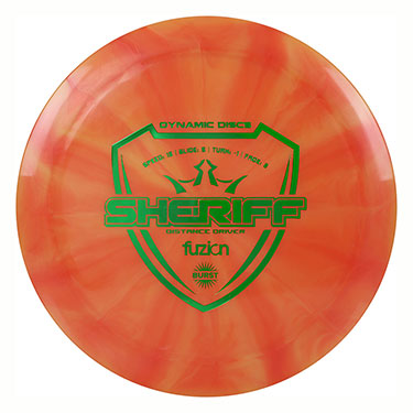 Sheriff Fuzion Burst
