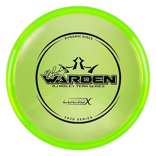 Warden Lucid-X A.J. Risley V.1 2020