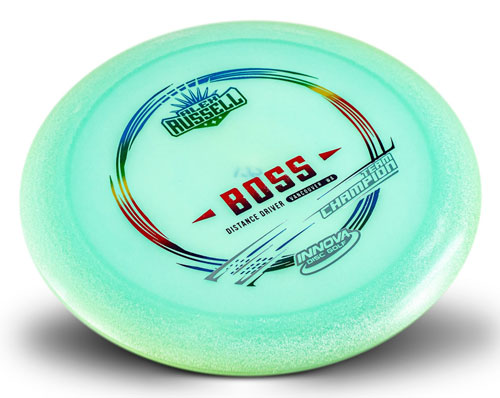 Champion Color Glow Boss Alex Russell 2020