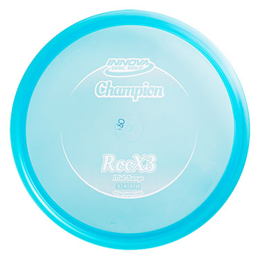 Champion RocX3