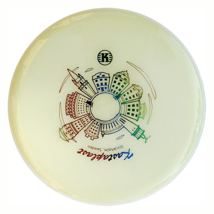 K1 Glow Reko Stockholm Stamp