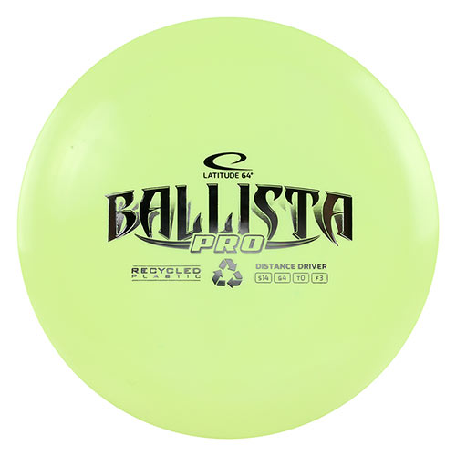 Ballista Pro Recycled