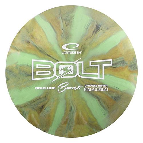 Bolt Gold Burst