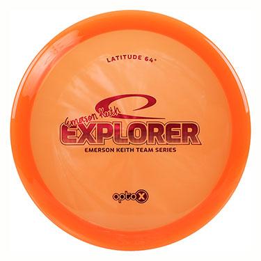 Explorer Opto-X Emerson Keith 2019