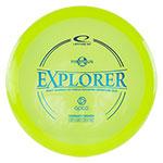 Explorer Opto First Run