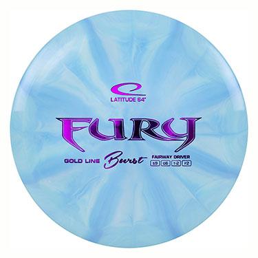 Fury Gold Burst