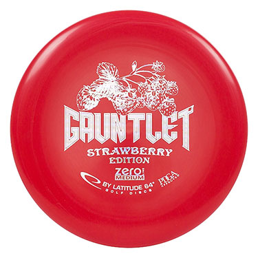 Gauntlet Medium Strawberry