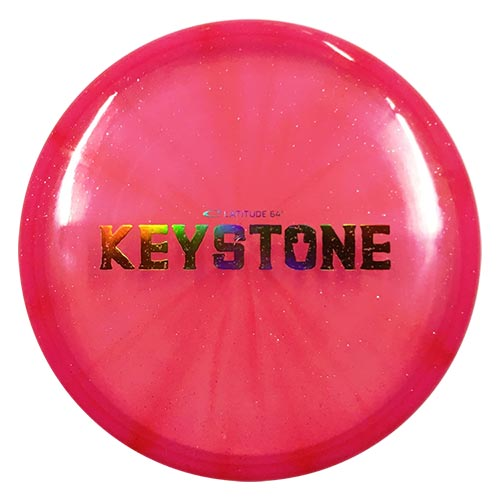 Opto Keystone Bar Stamp