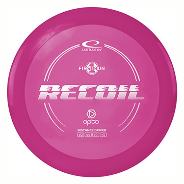 Recoil Opto First Run