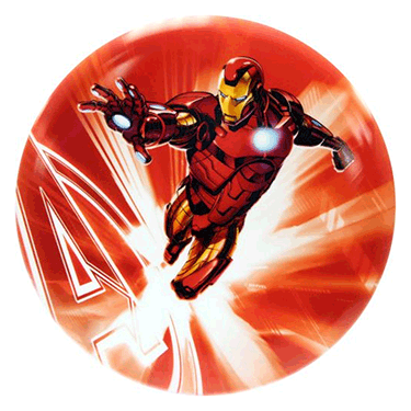Compass DyeMax Iron Man Red Flare