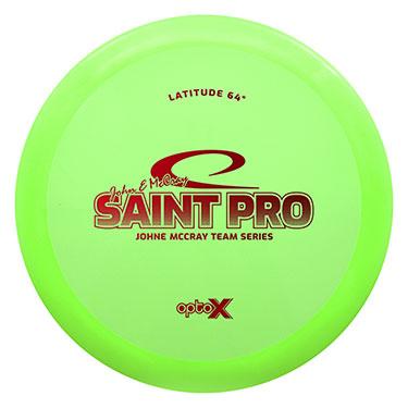 Saint Pro Opto-X JohnE McCray V.1 2018
