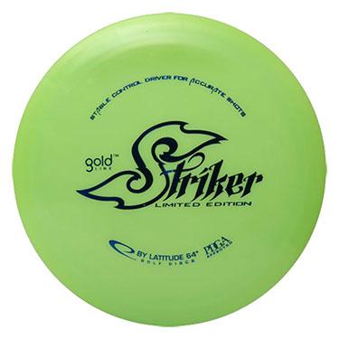 Striker Gold Limited Edition