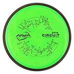 Neutron Signal 2016 Circuit Stamp