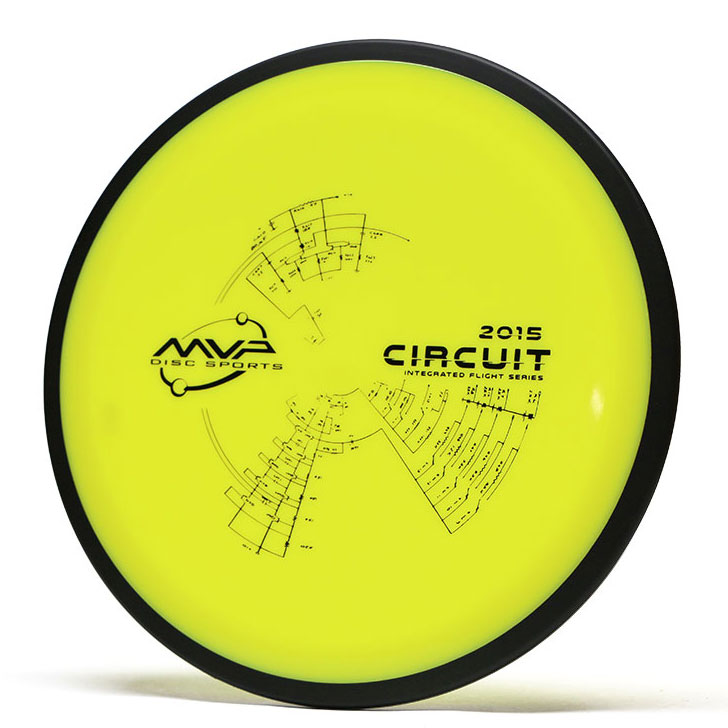 Discsport Neutron Relay 2015 Circuit Stamp Mvp Disc Sports