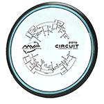 Proton Matrix 2016 Circuit Stamp