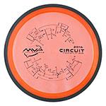 Proton Resistor 2016 Circuit Stamp