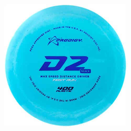 D2 MAX 400 First Run
