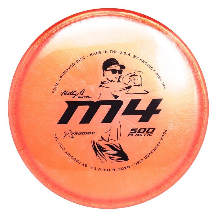 M4 500 Matt Orum 2020