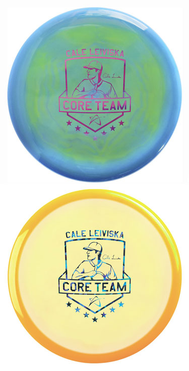 M4 400 Cale Leiviska Core Team