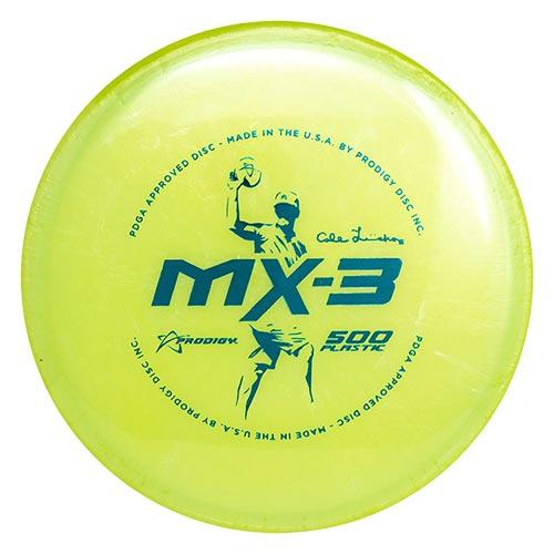 MX-3 500 Cale Leiviska 2020