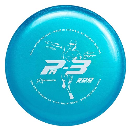 PA3 500 Cameron Colglazier 2020
