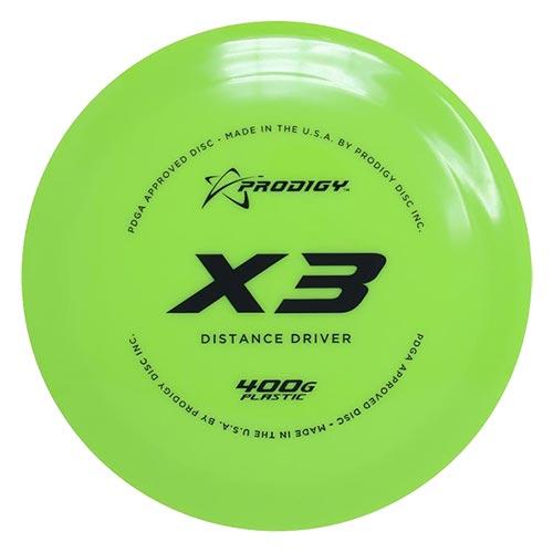 X3 400G