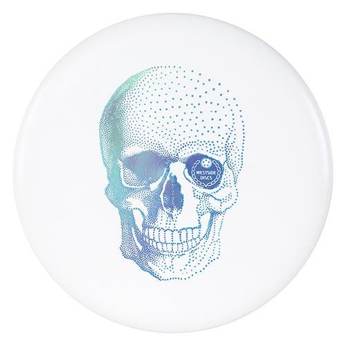 Shield BT Medium Happy Skull
