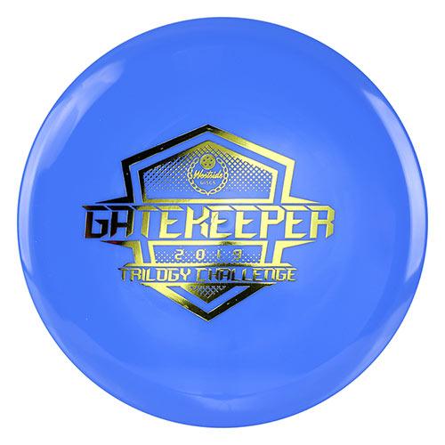 Gatekeeper Tournament Trilogy Stamp 2019