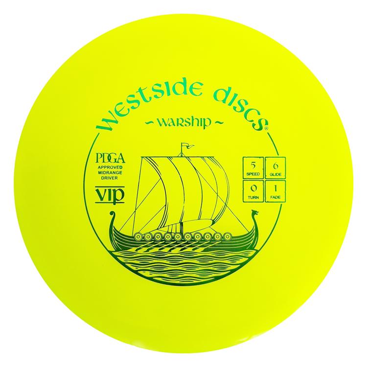 Warship VIP