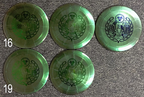 VIP-X Chameleon King - Zombie King
