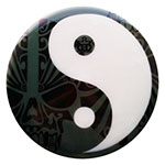 DyeMax Yin Yang Skulls Tournament King