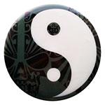 DyeMax Yin Yang Skulls Tournament King