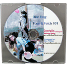 Melissa Heeters Disc Dog: Toss & Fetch 101 DVD