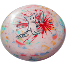 Bad Kitty 130g Sport Frisbee Recycled Disco
