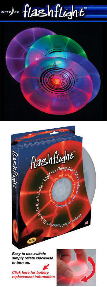 Flash Flight Frisbee 185g