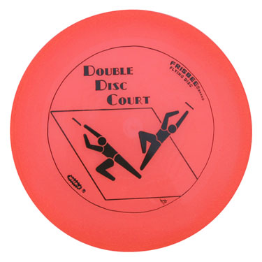 Double Disc Court DDC 105g Pro Frisbee