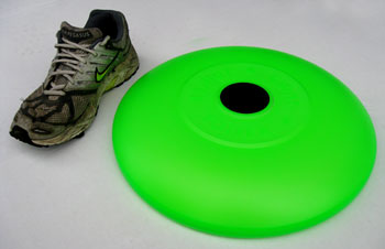 Giant Saucer Tosser Frisbee