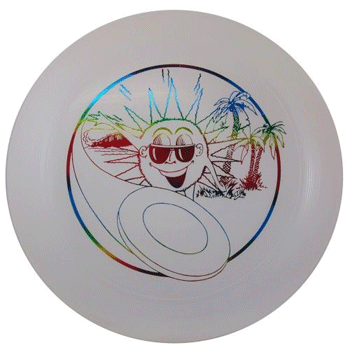 U-MAX 175g UV Fun in the Sun Frisbee