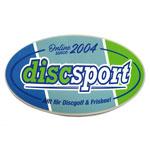 Discsport Sticker