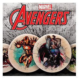 Dynamic Discs Marvel Mini
