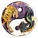 Mini-Star Dragon/Tiger Yin/Yang