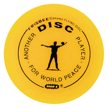 World Peace Mini Disc