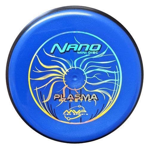 Nano Minidisc Plasma